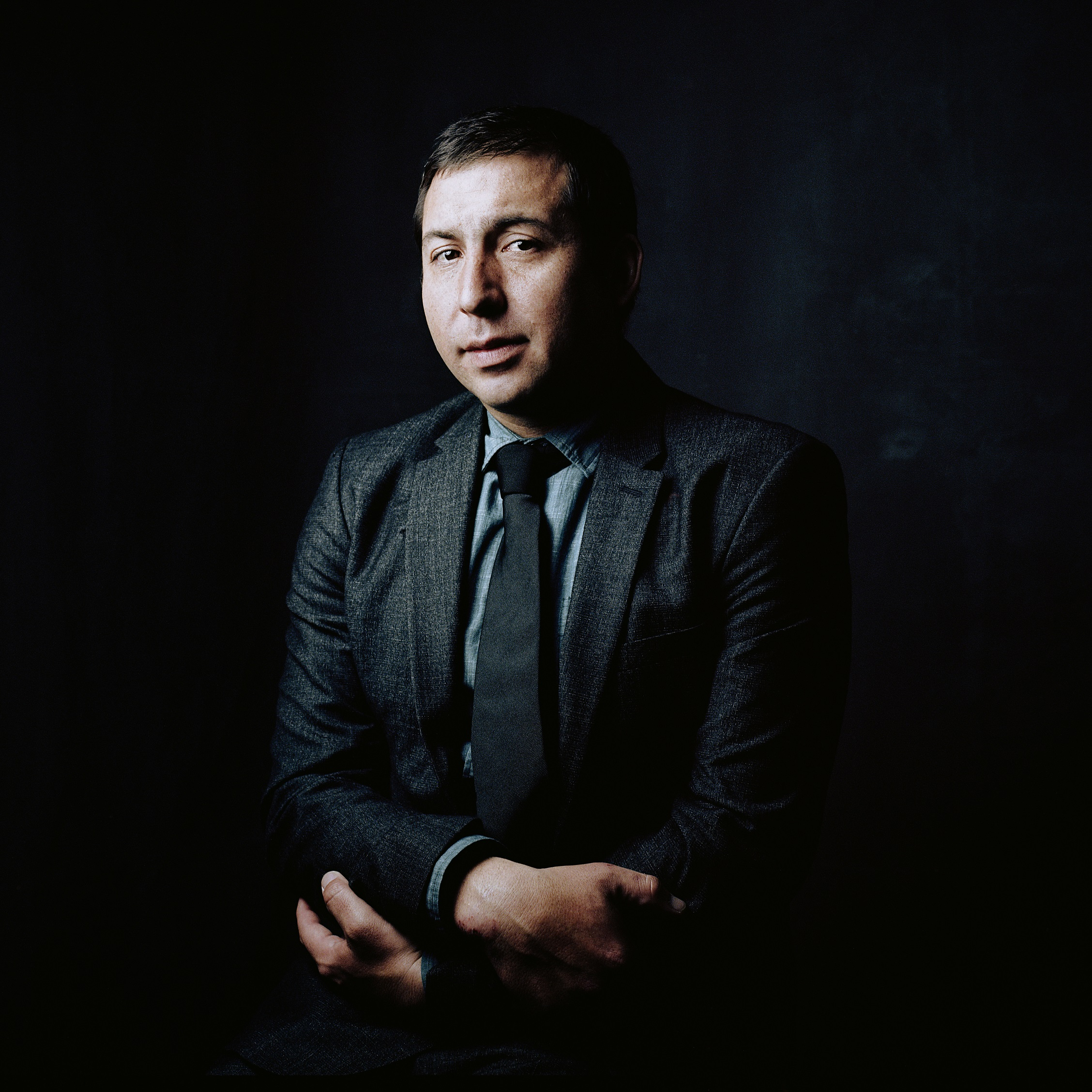 Tommy Orange. Photo by Paper Monday.