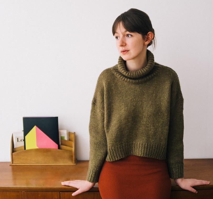Sally Rooney. Photo by Jonny L. Davies