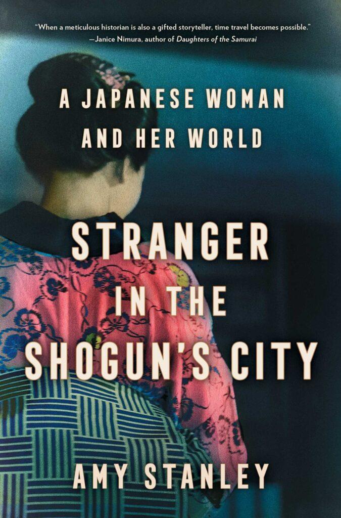 Stranger in the Shogun's CityStranger in the Shogun's City